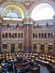 Figure 6c: The Jefferson Building at the Library of Congress