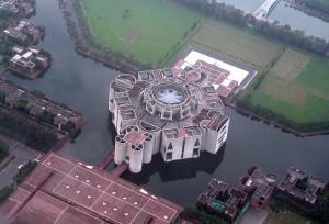 Figure 4: National Assembly Building, Dhaka, Bangladesh (1962-1974)