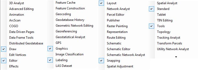 Changes to Default ArcMap Settings - Dan Mahr